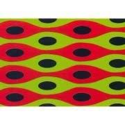 Dieters 196114,8x 450cm Retro de Cinta de diseño de patrón de línea