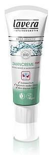Lavera basis sensitiv Zahncreme Mint, 75 ml