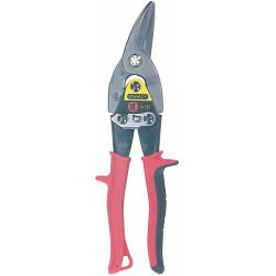 Spear & Jackson Aviation Snips 250mm - Hand Cut Links