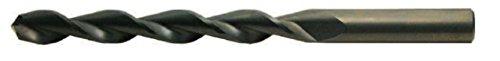 Viking Bohren und Werkzeug 68301# 17Typ 240-p 135Grad Kreuzanschliff HSS schwarz Parabolische Bohrer (12Stück)