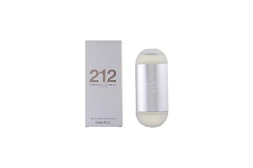 Carolina Herrera 212 Femme 60ml Eau de Toilette Spray - Carolina Herrera Spray Duft