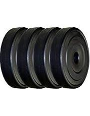 Protoner PVC Spare Plates for Home Gym, 20 kg