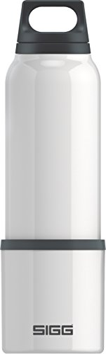 Sigg 8448.20, Borraccia Termica Unisex – Adulto, Bianco, 0.75 L