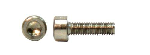 SDU 750567 Zylinderschrauben mit Innensechskant D912 M2,5x10-Niro 50 Stück