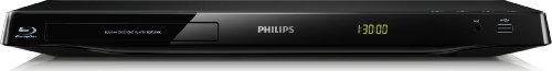 Philips BDP3300 Blu-ray Player - Schwarz