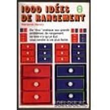 1000 idees de rangement