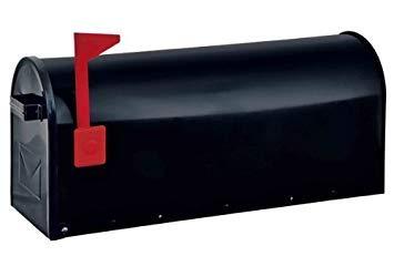 Rottner - Buzón, estilo americano, color negro