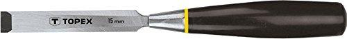 Topex 09A115 - Formón (mango de plástico, 15 mm)