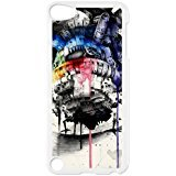 Fayruz- Howl's Moving Castle Hard Shell Snap-On Plastic iPod Cover Case for iPod Touch 5, 5th Generation Cases W-P5d1560