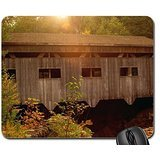 bissell-bridge-charlemont-massachusetts-mouse-pad-mousepad-bridges-mouse-pad