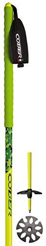 Cober Unisexe Freeride Camo XXL bâton 135 cm, Vert, Taille Unique