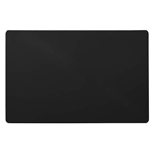 Floordirekt ECO Bodenschutzmatte - 120x200cm - für Hartböden - schwarz -