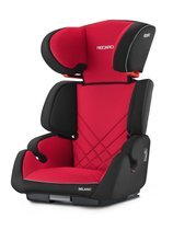 Recaro Carseat Milano Seatfix Racing Red