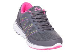 dw Active Cloudy Orchid für Frauen, Orthopädische Schuhe für Patienten mit Diabetes, EXTRA BREIT (XL) (41XL) - Diabetische Schuhe