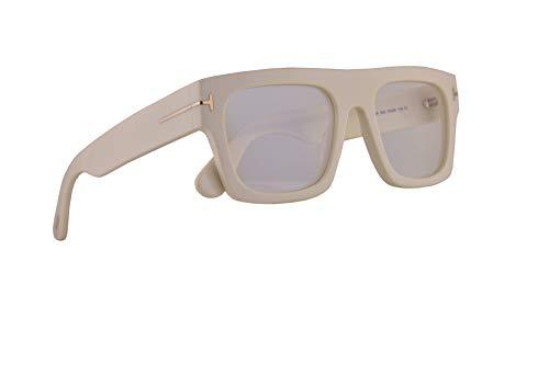 Tom Ford Männer FT5634B Brillen 53-20-145 w/Demo-Raum-Objektiv 025 FT 5634B 5634B TF TF5634-B Palladium groß