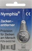 NYMPHIA Zeckenentferner 1 St