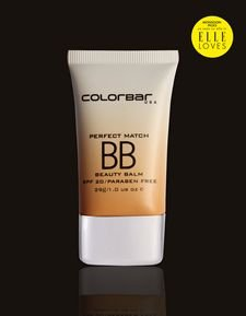 Colorbar Perfect Match Beauty Balm Crème, White Light  29g
