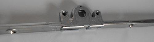 Preisvergleich Produktbild SIEGENIA SI Trial Fenster Getriebe 3 Gr 4 TL Balkontür / Terassentür Drehkipp+ 2 Wasserlochkappen