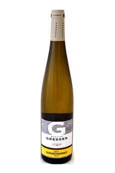 Gewurstraminer Kritt - Domaine Remy Gresser (case Of 6). Alsace/ Francia. Gewurztraminer. Vino Blanco