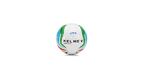 KELME Olimpo Spirit Réplica LNFS 2018-2019, Balón, Blanco, Talla 3 (58 cm)