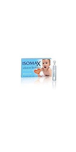 Kochsalzlösung Aerosol (Isomax Kochsalzlösung Nasen- und Augen Aerosol 20 Fläschchen x 0,5 ml)