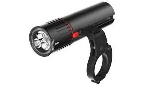 Knog PWR Trail Helmet Light, 1000l, incl. Powerbank 5000Mah, Black