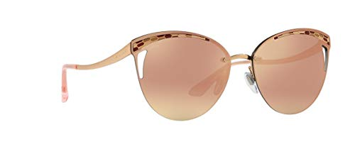 Sonnenbrillen Bvlgari SERPENTEYES BV 6110 Rose Gold/Rose Gold Damenbrillen