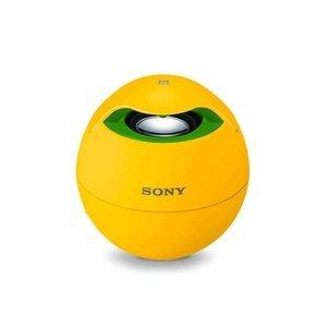 Sony SRS-BTV5 Brazil Edition (Mono-parleurs portables et sans fil batterie 3,5 mm/Bluetooth/USB universel Spheric)