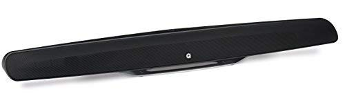 Q Soundbar Soundbar M3 con Subwoofer Integrato, Nero