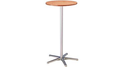 Preisvergleich Produktbild Maul 9323070 Stehtisch Höhe 110 cm, Tischplatte Rund 60 cm, Buche, 1 Stück