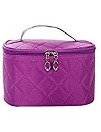 Tradico® Fashion Cosmetic Box Women Large Capacity Storage Handbag Travel Toiletry Makeup Bag (1#)