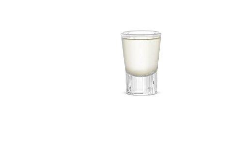 Rosendahl 25357 Grand Cru Schnapsglas – 6 Stück –  4 cl - 2