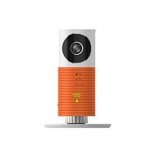 Generic DOG-1W - Cámara de vigilancia de bebés, color naranja