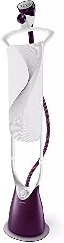 Philips Comfort Touch Plus Garment Steamer - Purple, GC558/36