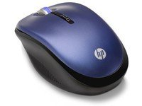HP Inc. Mouse 2.4Ghz Wireless Optical **New Retail**, LX731AA#ABB (**New Retail** Mobile Pacific Blue (Mickey))