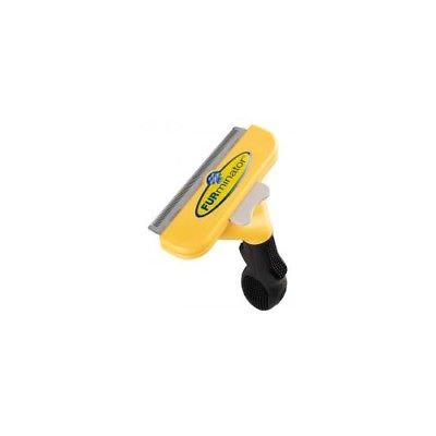 Furminator deShedding Brosse pour Chiens Longs 51-40 Lbs Lame 10,2 cm