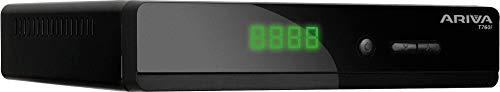 Ferguson Ariva T760i DVB-T/T2 H.265 HEVC MPEG-4 Receiver | Full HD 1080P Terrestrial Decoder | Mediaplayer, STB, SCART, HDMI, USB, Loop Out, Ethernet, Dolby Digital Plus (E-AC3) (Stb Digital)