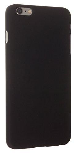 """Caseit Custodia Rigida a Incastro per iPhone 6, 4,7"""", Trasparente Black"""
