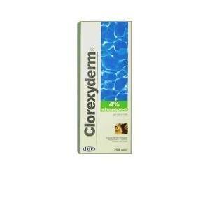 Shampoos für Haustiere Clorexyderm Sh 4% 250 Ml