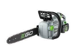 Kettensäge Ego CS 1400und 56V cm.35C/Batterie und Batterieladegerät
