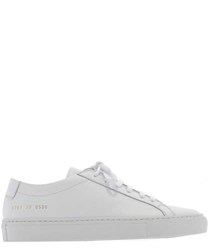 COMMON PROJECTS Damen 37010506 Weiss Leder Sneakers