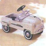 Sconosciuto Hallmark Kiddie Car Classics 1950Murray General Numbered Edition QHG9051–1999