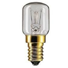 300 Caps, 300 Caps (3x Philips 25Watt E14/SES Ofen Lampe Leuchtmittel 300Grad-Kleine Schraube Cap Armatur)