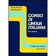 Corso DI Lingua Italiana - Level 1: Textbook