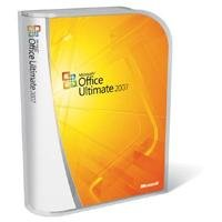 Microsoft Office 2007 Ultimate Upgrade