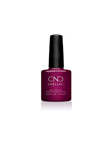CND Shellac Berry Boudoir Nightspell - 7.3ml