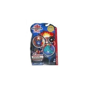 Bakugan Battle Brawlers Bakupearl Series Starter Pack - Colors will vary