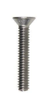 Hillman Stainless Steel Machine Screws 1-1/2 Phillips Flat Head by Hillman
