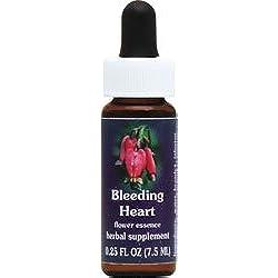 BLEEDING Heart FES kalifornische Bluetenessenz, 7.5 ml