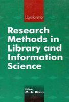 Research in Library and Information Science por M. A. Khan